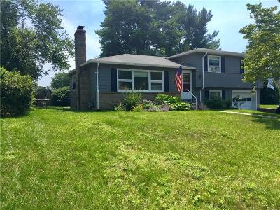 Warwick Single Family Home For Sale: 62 Nakomis Dr