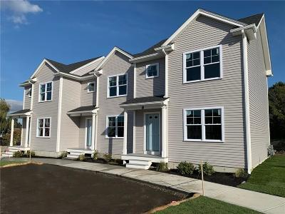 Middletown Condo/Townhouse For Sale: 37 Mariner Wy