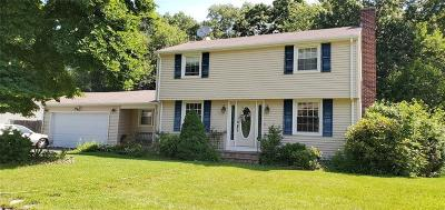 Single Family Home Act Und Contract: 47 Sweetbriar Dr