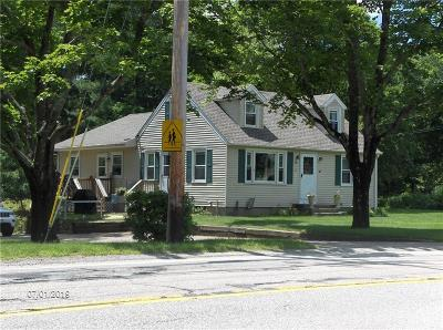 North Kingstown Single Family Home For Sale: 840 Stony Lane