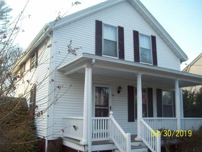 Lincoln Single Family Home Act Und Contract: 14 Walker Av