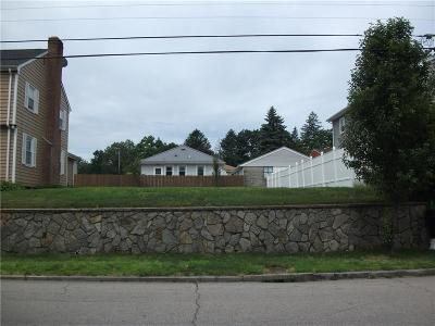 Warwick, West Warwick, Cranston, North Providence, Providence Residential Lots & Land For Sale: 44 Victoria St