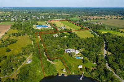 South Kingstown Single Family Home For Sale: 362 Matunuck Beach Rd