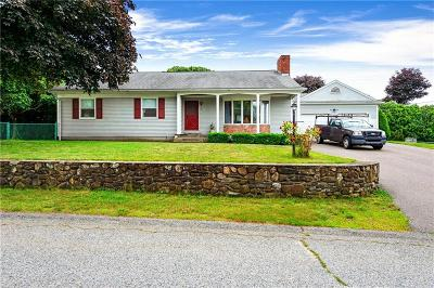 Woonsocket Single Family Home For Sale: 33 Achille St