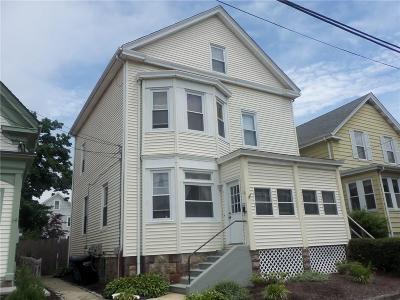 Newport Single Family Home For Sale: 16 Narragansett Av