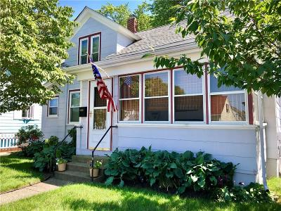 Pawtucket Single Family Home For Sale: 291 Benefit St