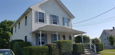 Westerly Multi Family Home For Sale: 1 Thompson Av