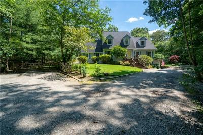 Cumberland Single Family Home For Sale: 199 Pound Rd
