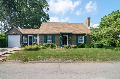 East Providence Single Family Home For Sale: 30 Benedict St