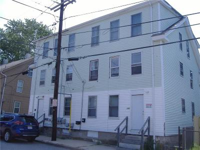 Woonsocket Multi Family Home For Sale: 141 - 147 Boyden St