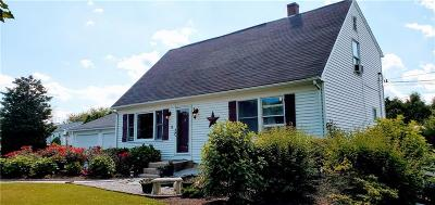 Portsmouth Single Family Home Act Und Contract: 33 Lauren Dr