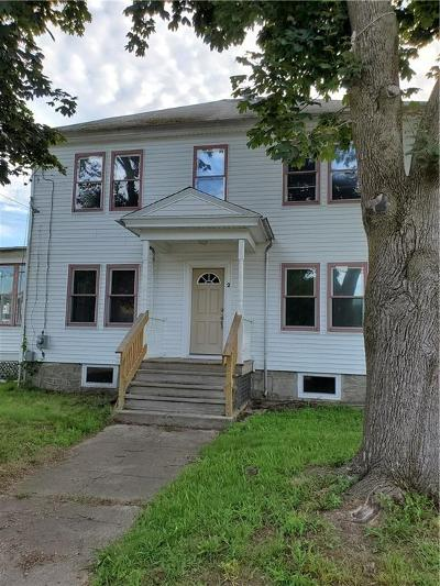 West Warwick Single Family Home For Sale: 2 Lafayette St