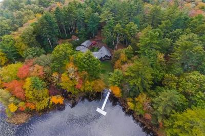South Kingstown Single Family Home For Sale: 289 - B Yawgoo Pond Rd