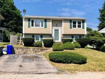 West Warwick Single Family Home Act Und Contract: 6 Arthur St