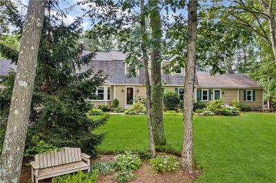 North Attleboro Single Family Home For Sale: 63 Powder Horn Wy