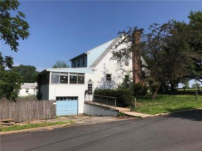 West Warwick Single Family Home For Sale: 97 Factory St