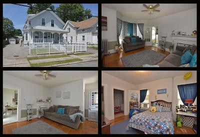 Pawtucket Multi Family Home For Sale: 82 Cole St