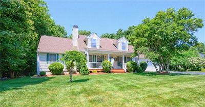Single Family Home Act Und Contract: 99 Secluded Dr