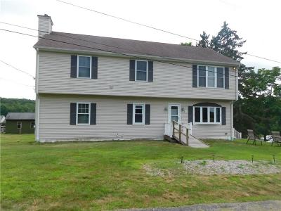 Glocester Single Family Home For Sale: 42 Howard Lane