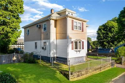 Woonsocket Multi Family Home For Sale: 56 Lilac Av