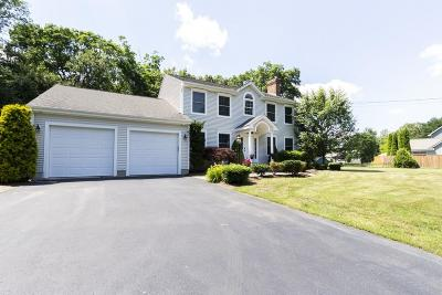 Seekonk Single Family Home For Sale: 307 Lincoln St