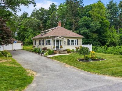 Seekonk Single Family Home Act Und Contract: 96 Hope St