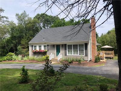 East Greenwich Single Family Home For Sale: 1177 Frenchtown Rd