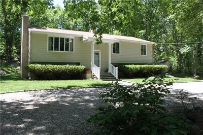 Scituate Single Family Home For Sale: 308 Gleaner Chapel Rd