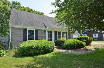 Seekonk Single Family Home Act Und Contract: 317 Anthony St