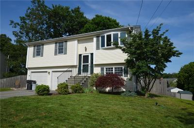 West Warwick Single Family Home For Sale: 14 Loggers Run