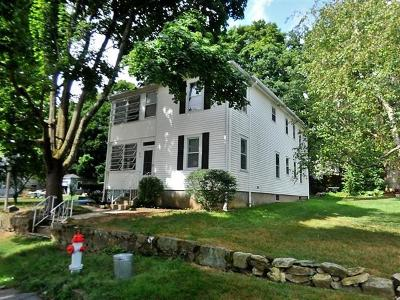 West Warwick Multi Family Home For Sale: 12 - 10 Cottage St