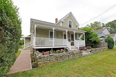 Bristol County Single Family Home For Sale: 4 Drysdale St