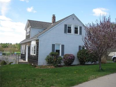 North Smithfield Single Family Home For Sale: 32 North Main St