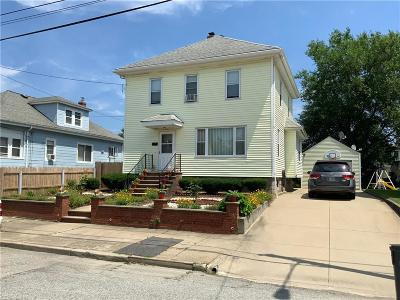 Single Family Home For Sale: 252 South Clarendon St