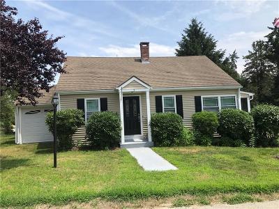 Narragansett Single Family Home For Sale: 2 Maywood Rd