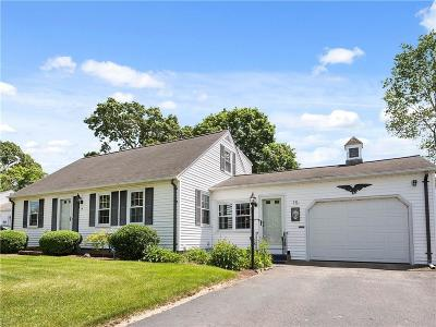 Pawtucket Single Family Home Act Und Contract: 15 Bart Dr
