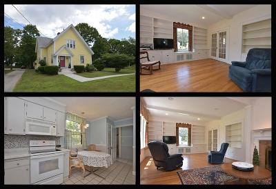 East Providence Single Family Home For Sale: 2506 Pawtucket Av