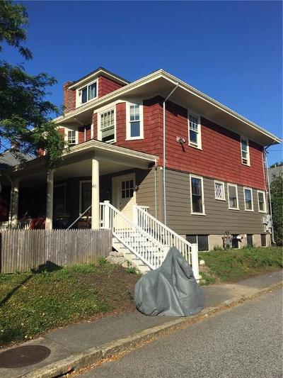 Newport County Multi Family Home For Sale: 446 Broadway