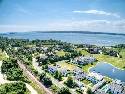 Portsmouth Single Family Home For Sale: 146 Carnegie Harbor Lane