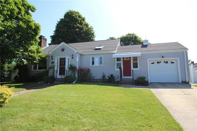 Middletown Single Family Home For Sale: 1 Dudley Av N