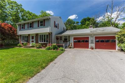 Glocester Single Family Home Act Und Contract: 58 Jackson Schoolhouse Rd