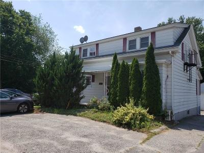 North Providence Multi Family Home For Sale: 566 Woonasquatucket Av