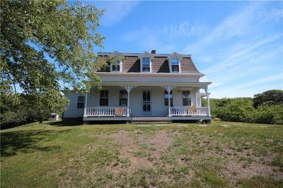 Block Island Single Family Home For Sale: 822 Beacon Hill Rd