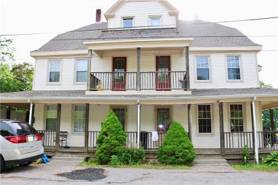 Westerly Multi Family Home For Sale: 10 Maple Av
