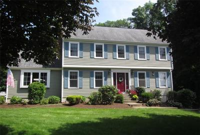 Cumberland Single Family Home Act Und Contract: 25 Southbury Rd