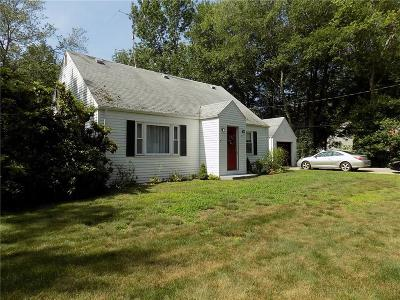 Scituate Single Family Home Act Und Contract: 133 Elmdale Rd