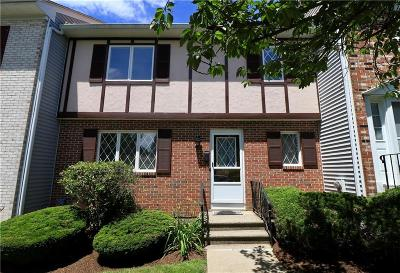 Cumberland Condo/Townhouse For Sale: 2970 Mendon Rd, Unit#96 #96