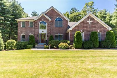 Smithfield Single Family Home For Sale: 36 Sophia Lane