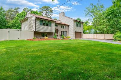 Scituate Multi Family Home For Sale: 181 Burnt Hill Road