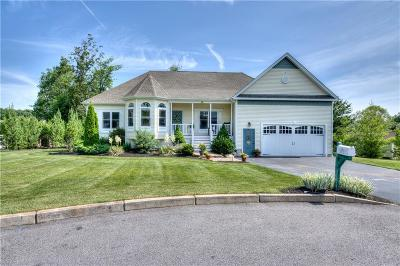 Cranston Single Family Home For Sale: 10 Paradiso Wy